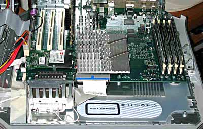 Apple Power Mac G4 Sawtooth Motherboard